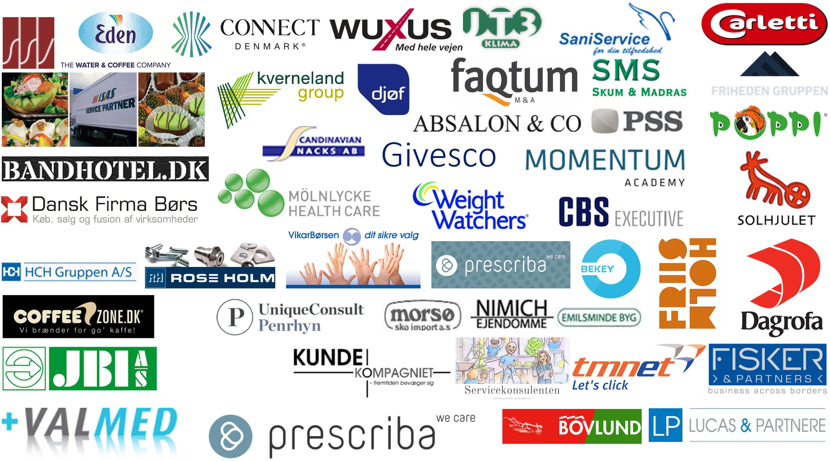 Samarbejdspartnere PROWORKS - EXIT Partners